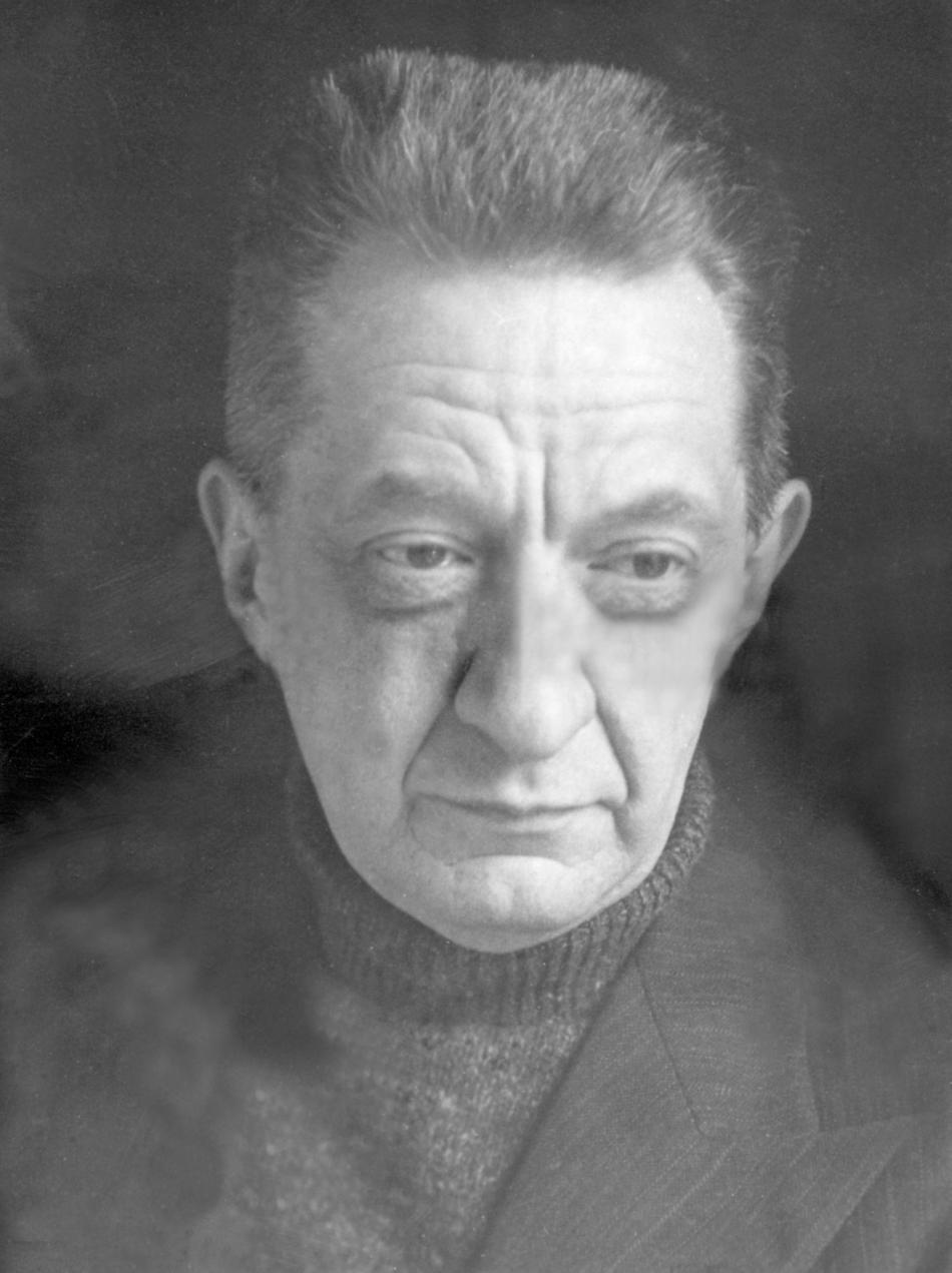 Alexandr Kerenskij v roce 1938