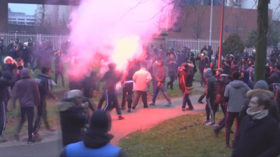 Nepokoje ve Francii