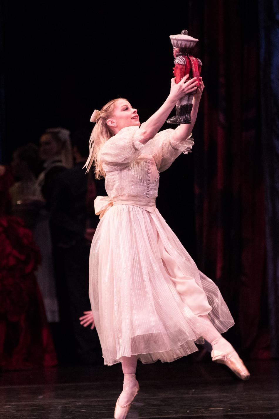 Louskáček v provedení Birmingham Royal Ballet