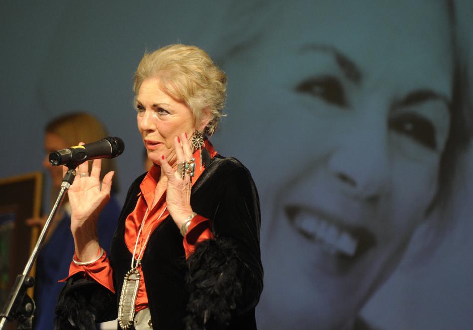 Kristina Colloredo-Mansfeldová (v roce 2013)