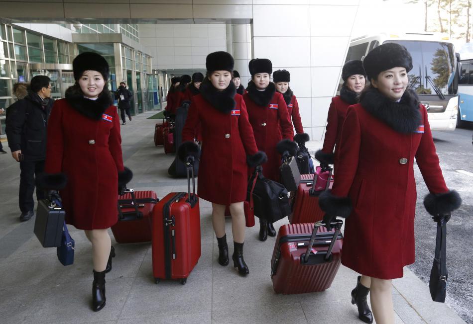 Severokorejské rozleskávačky