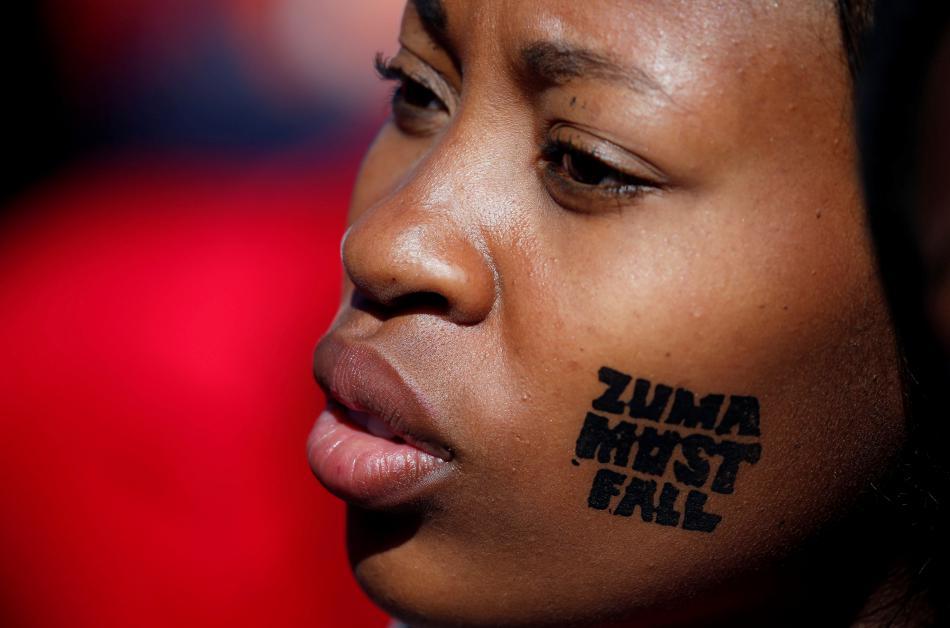 Protest proti Zumovi