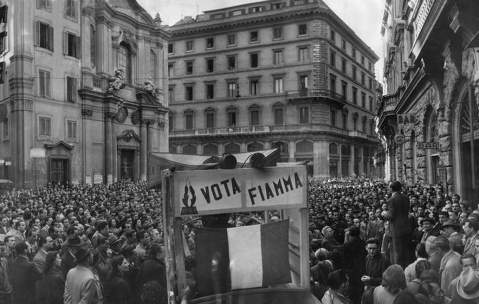 Parlamentní volby v Itálii v dubnu 1948