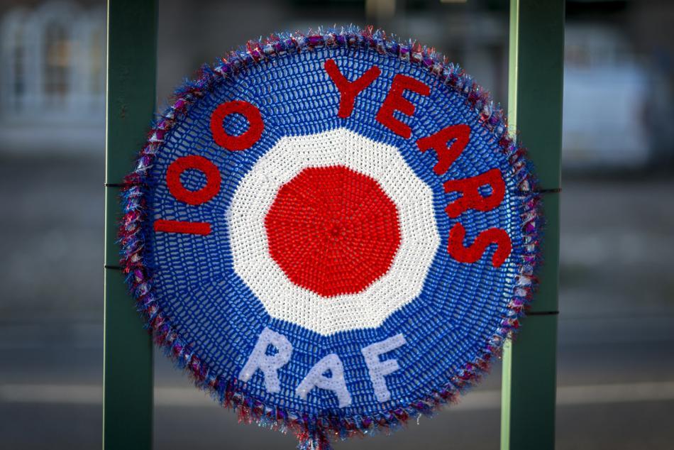 Britové si připomínají 100. výročí od vzniku Royal Air Force