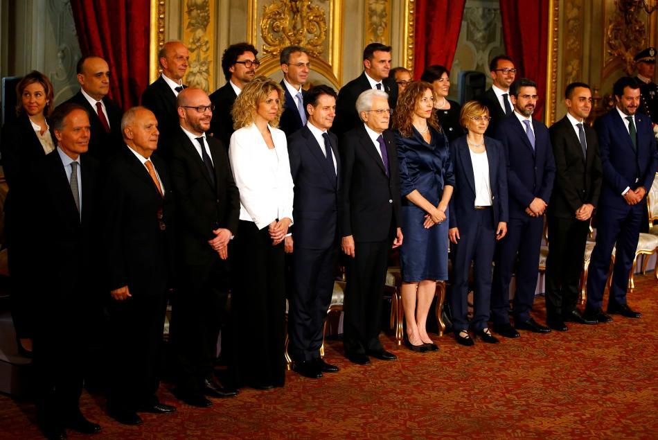 Itálie má čtvrt roku po volbách novou vládu
