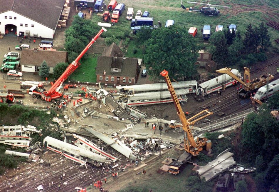 Havárie vlaku ICE u Eschede