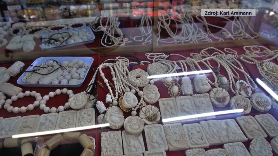 Výrobky ze slonoviny