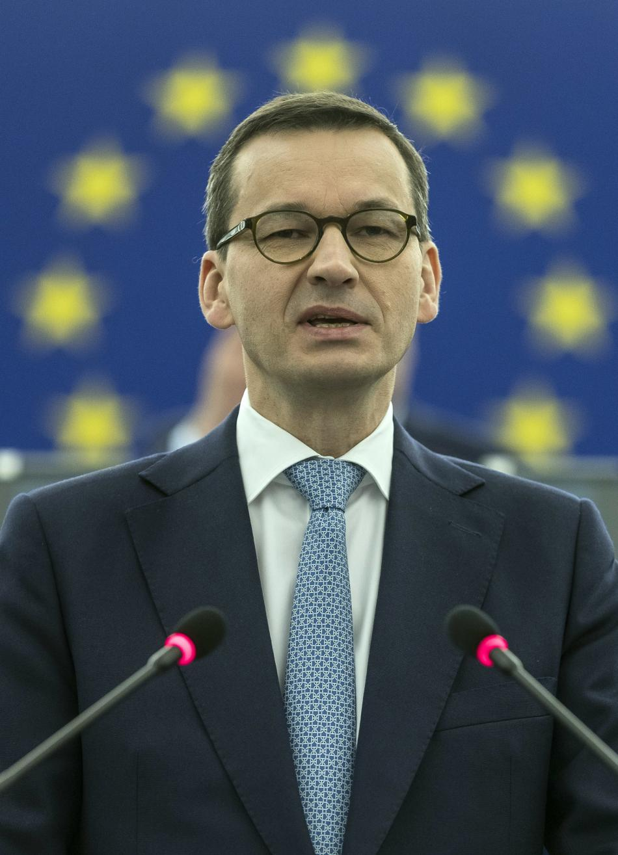Polský premiér čelil kvůli reformě justice kritice europoslanců