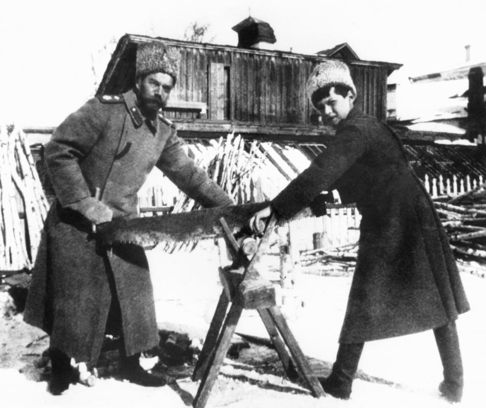 fbe62fd82 S posledním carem skoncovali bolševici brutálně. Před sto lety ...