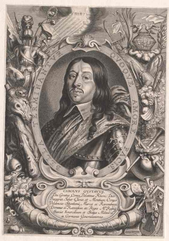 Falckrabě Karl Gustav