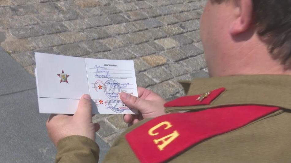 Setkání bývalých sovětských vojáků u příležitosti výročí invaze do Československa