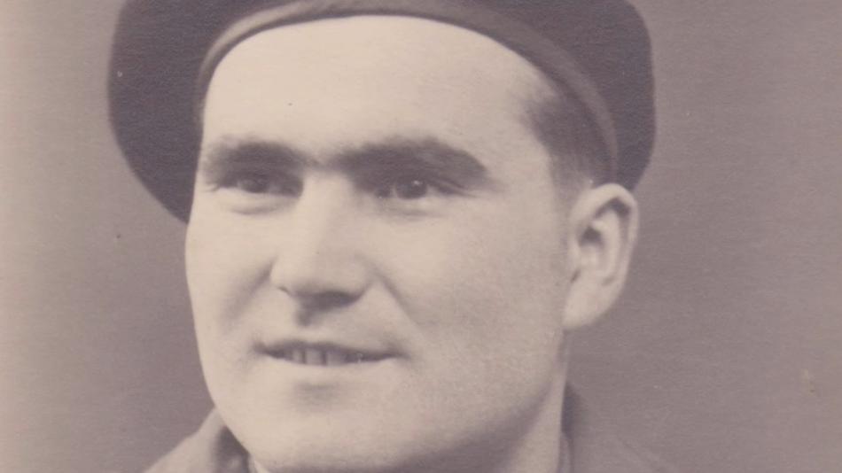 Bratranec Jana Petruchy Josef Šrámek