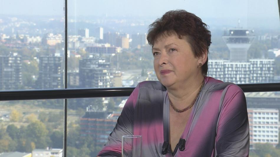 Politoložka Vladimíra Dvořáková