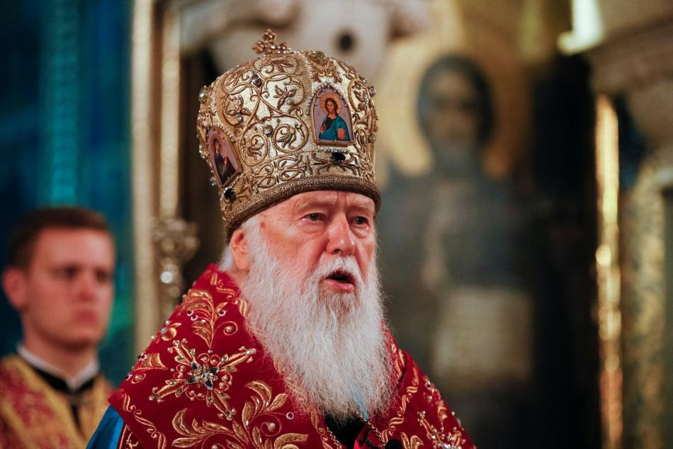 Ukrajinský patriarcha Filaret