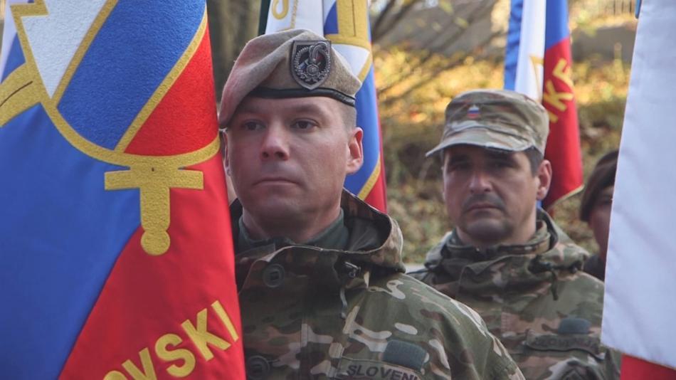 Slovinští vojáci