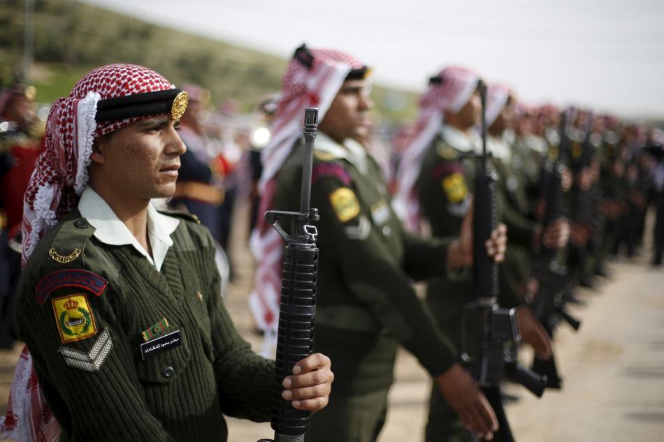 Jordánská armáda