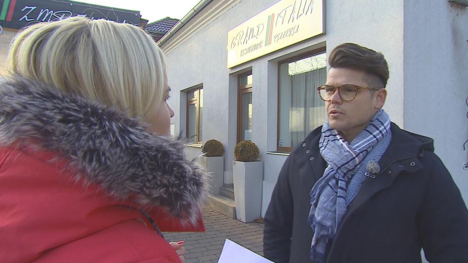 Tomáš Šefčík odmítá, že by ve své restauraci diskriminoval imigranty