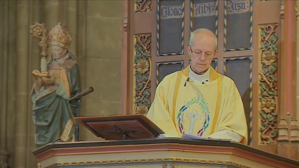 Arcibiskup z Canterbury