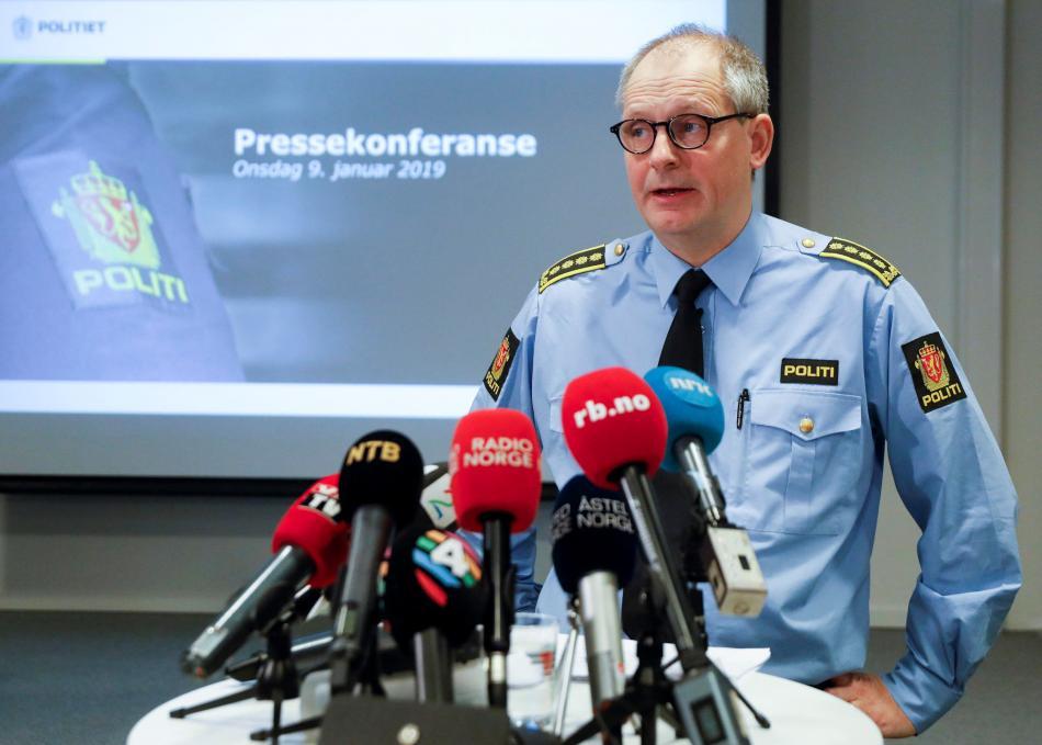 Policejní inspektor Tommy Bröske