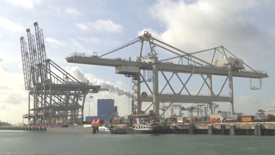Rotterdamský přístav