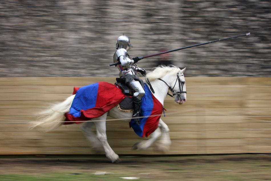 Středověký turnaj
