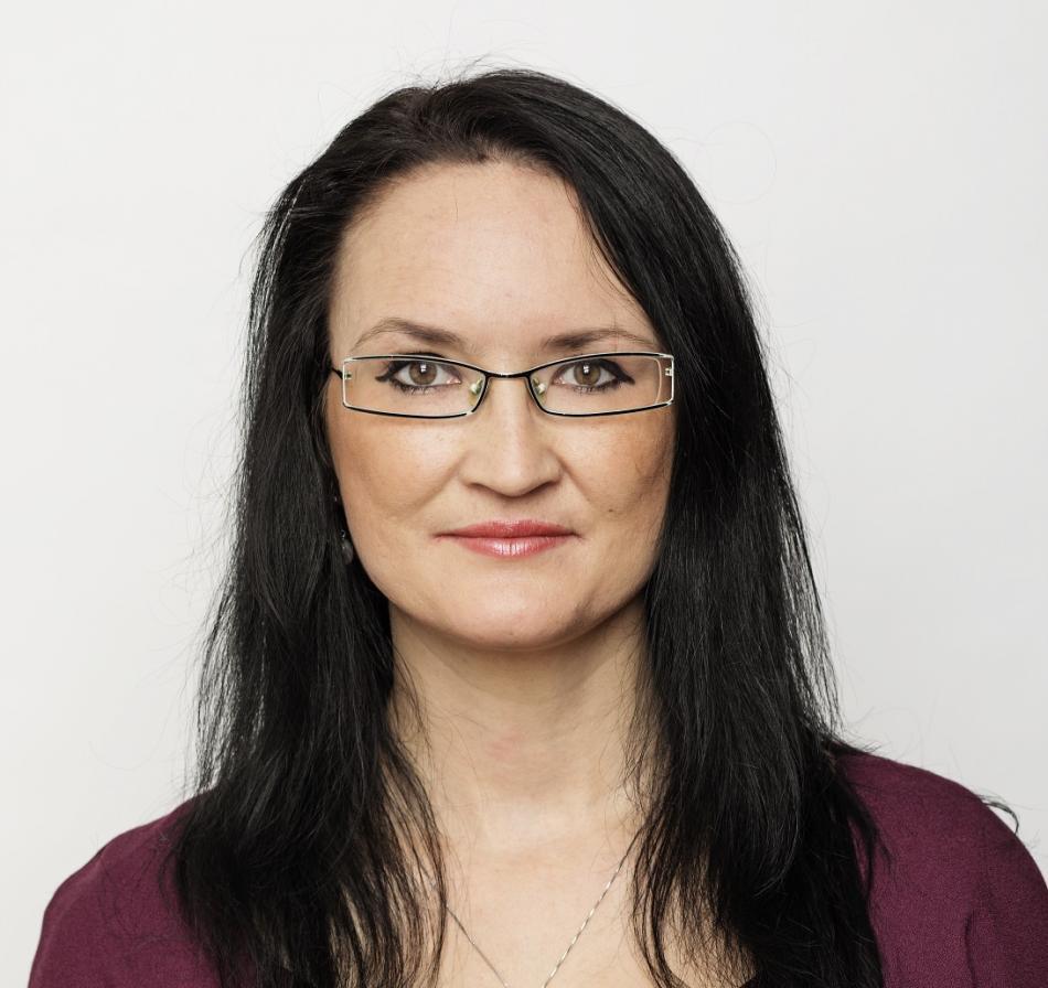 Ivana Nevludová, bývalá poslankyně SPD.