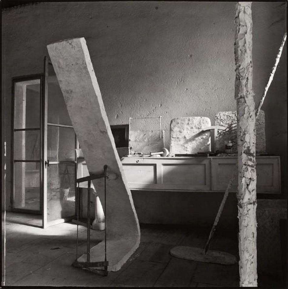 Jan Svoboda / Z ateliéru  Zdeňka Palcra, 1975