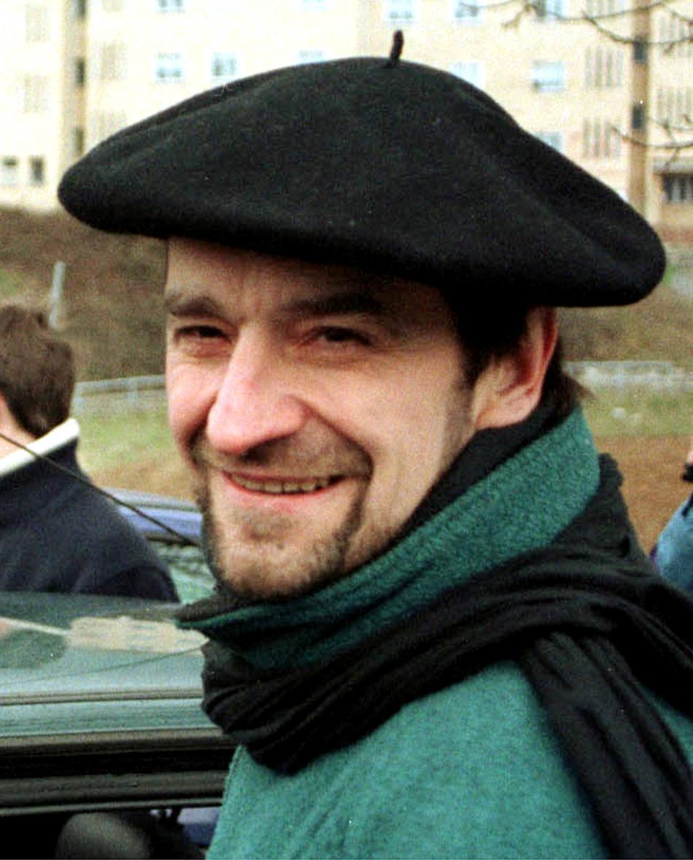 Josu Ternera na fotografii z roku 2000