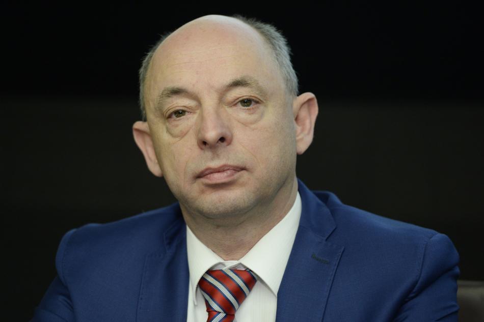 Odvolaný člen rady ERÚ Vladimír Outrata