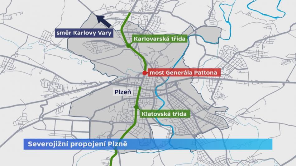 Dopravní propojení Plzně