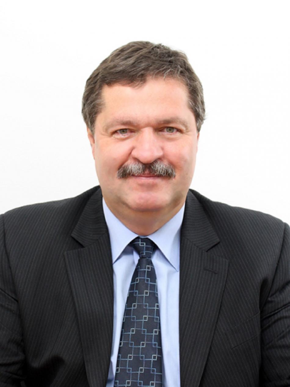 Předseda Československé obce legionářské Pavel Budinský