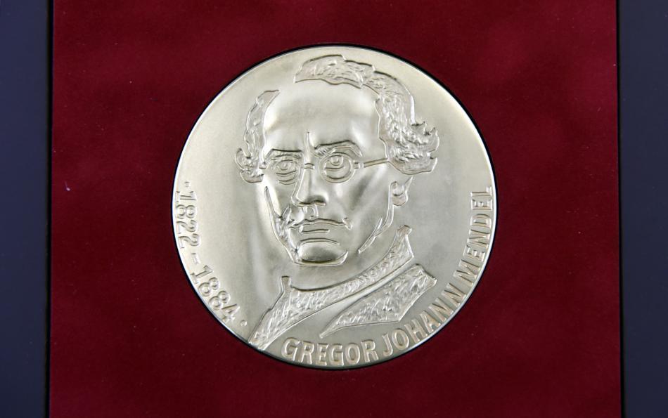 Zlatá medaile Mendelovy univerzity