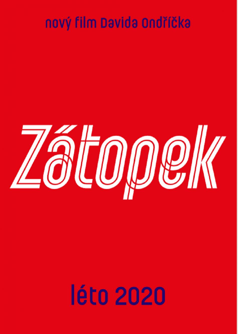 Plakát k filmu Zátopek