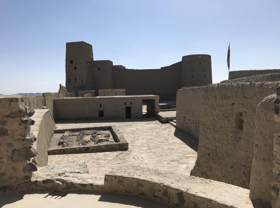 Pevnost Bahla