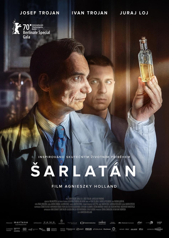 Plakát k filmu Šarlatán