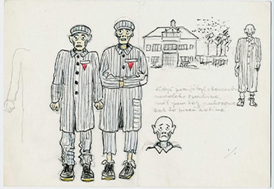Josef Čapek tvořil i v koncentračních táborech