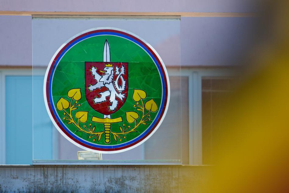 Emblém pozemních sil české armády
