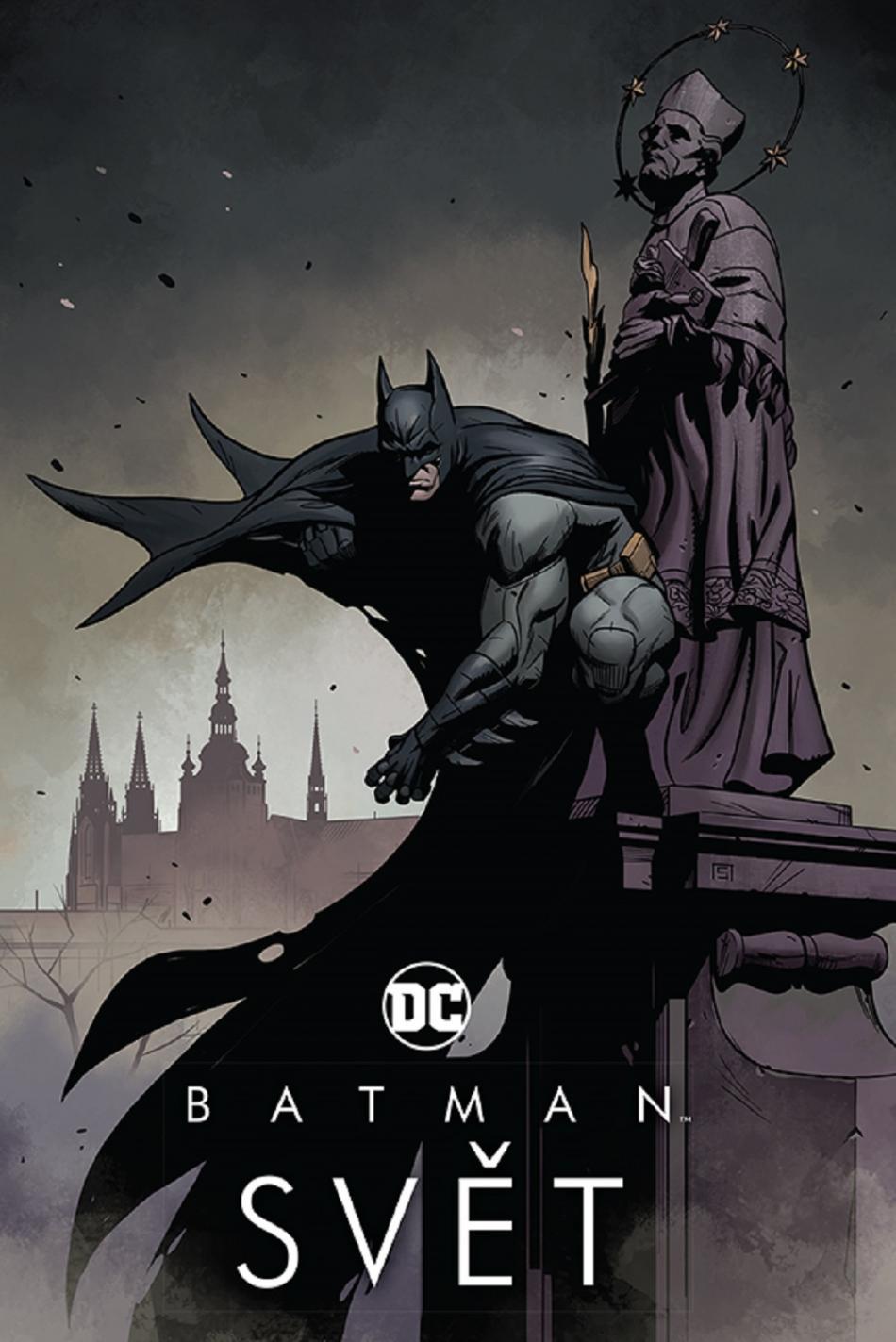 Komiksová kniha Batman – Svět