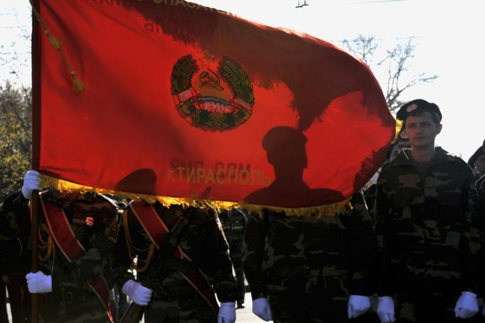 Vojáci v Podněstří