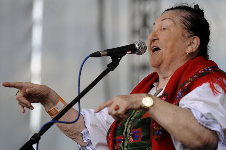 Jarmila Šuláková ze skupiny Fleret