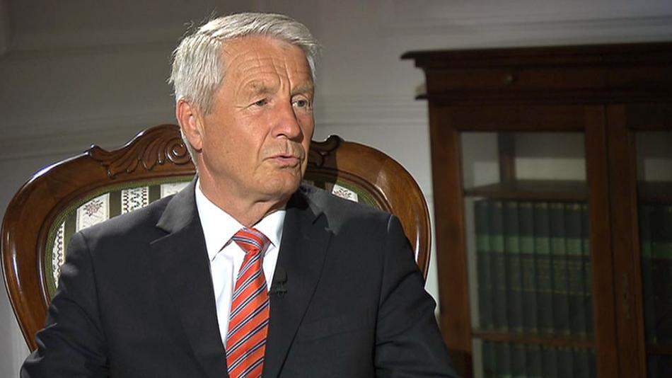 Thorbjörn Jagland v rozhovoru pro ČT