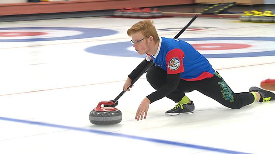 Mládežnický curling
