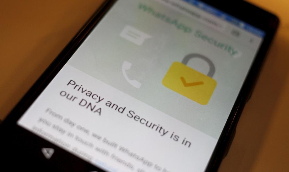 Zabezpečení a soukromí ve WhatsApp
