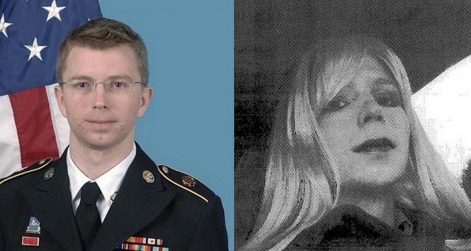 Manning před a po prodělání změny identity