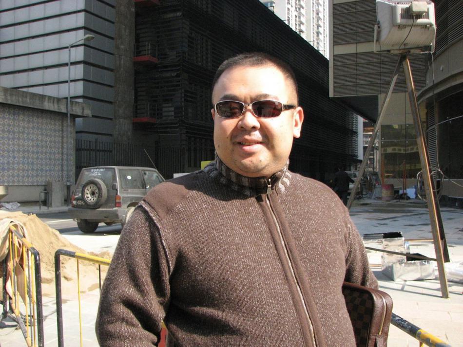 Kim Čong-nam v roce 0007