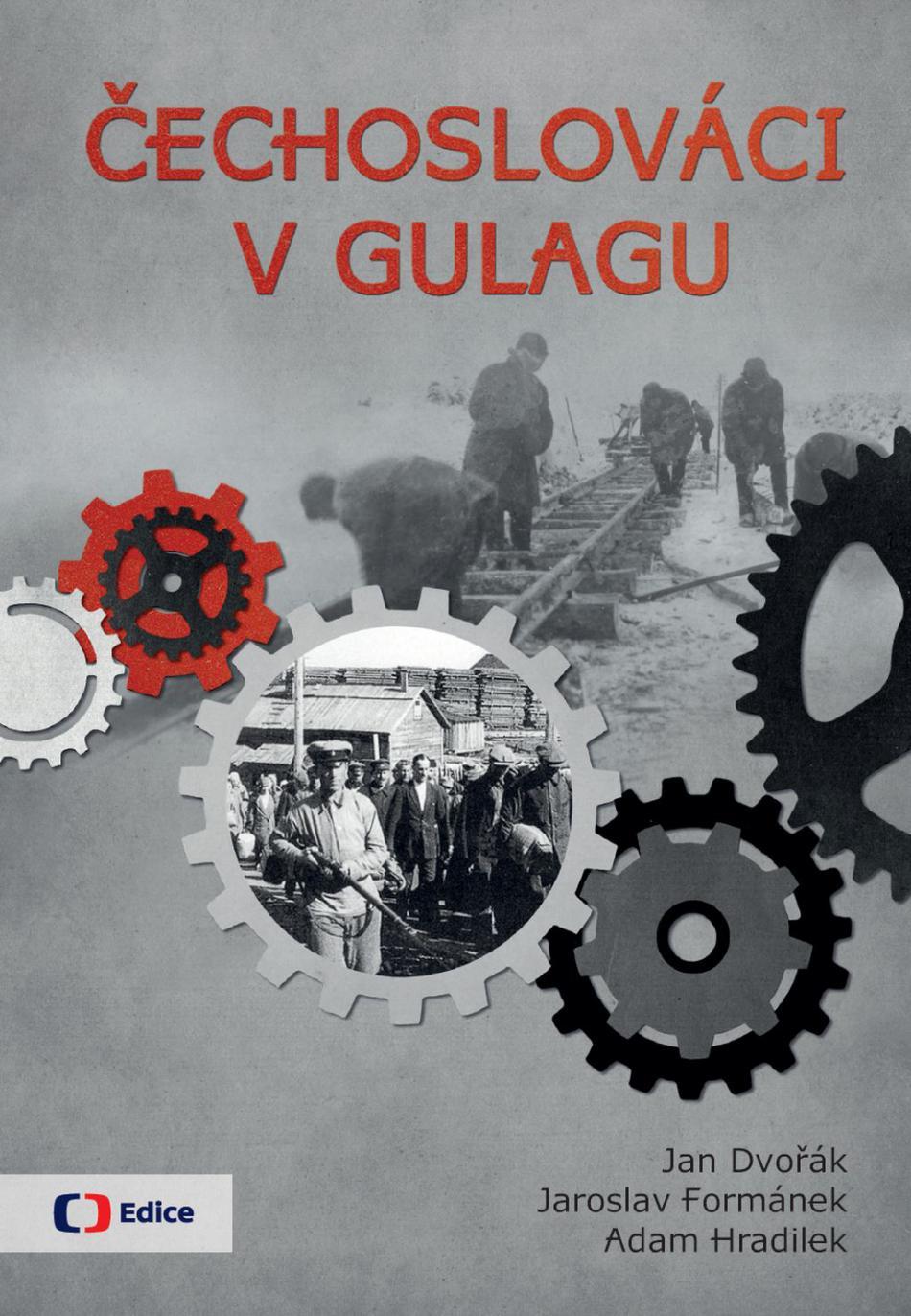 Obálka knihy Čechoslováci v gulagu