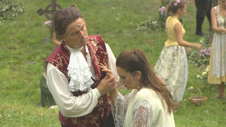 Don Giovanni skončil v Šárce kvůli bouřce předčasně